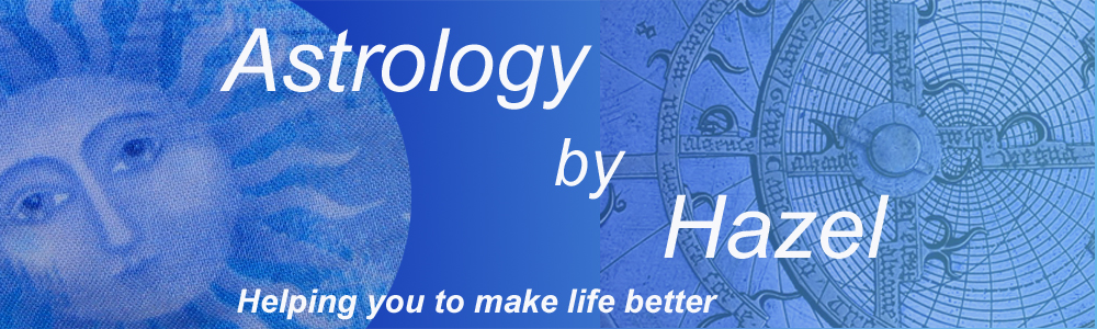 astrology by hazel who lives in cairns but works worldwide helping you to make life better
